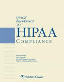 Quick Reference to HIPAA Compliance, 2018 Edition by Pamela L. Sande Pamela Sande & Associates, LLC ,Joan Vigliotta