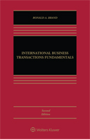 International Business Transactions Fundamentals, Second Edition by BRAND